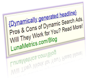 Pros & Cons of Dynamic Search Ads