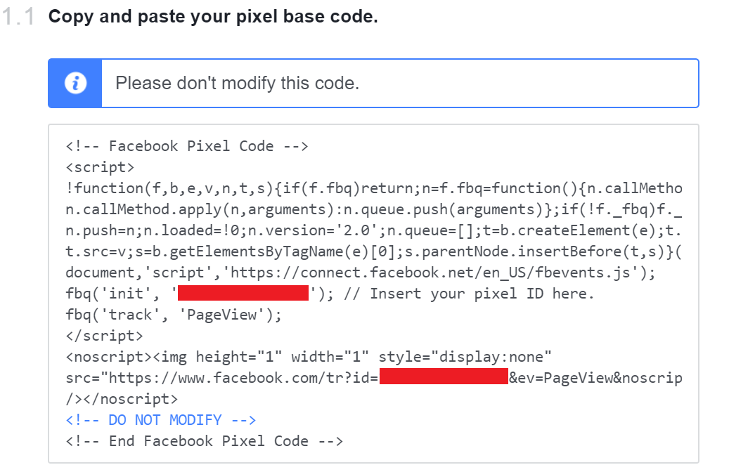 Image result for Facebook pixel in Google Manager