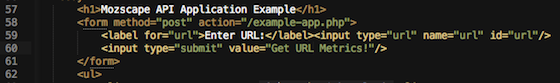 Process Users' Input