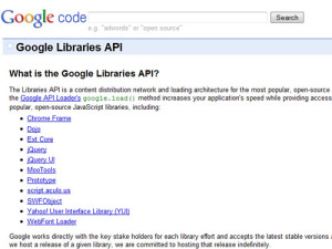 google-libraries-api