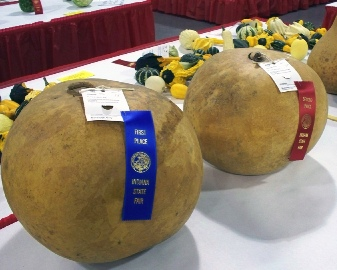 Gourd Competition - Indiana State Championship
