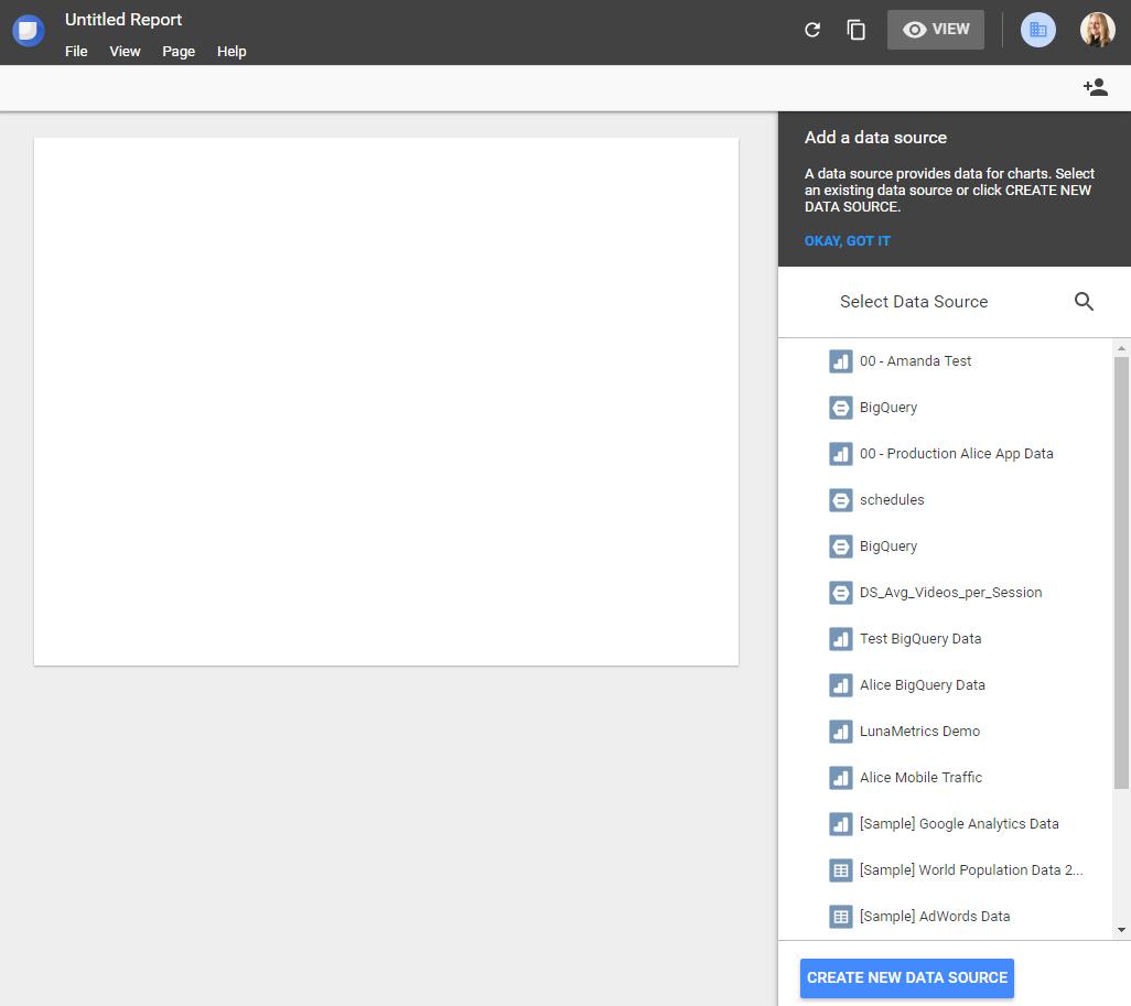 Using Google BigQuery Data in Your Data Studio Reports | Bounteous