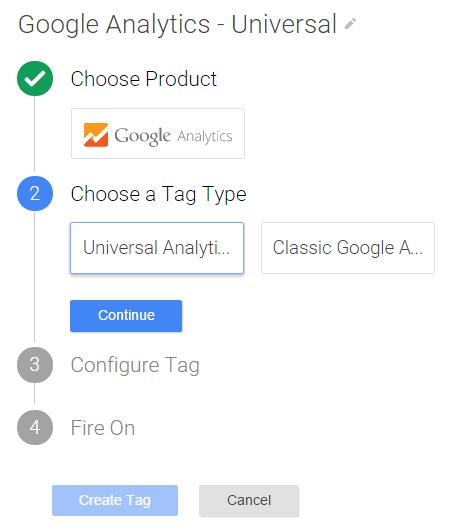 Create new tag for UATC
