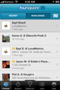 more foursquare