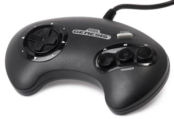 Sega Genesis Trigger