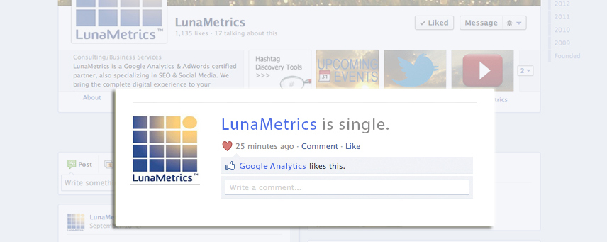 LunaMetrics Looks for New Link Building Tool