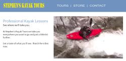 Stephen's Kayak Tours