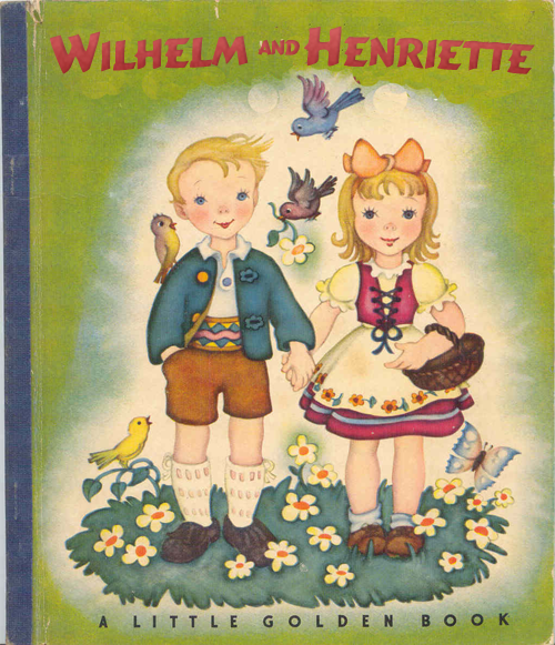 Wilhelm and Henriette and the Black Fleece Children's Book about Conversion Rate Optimization
