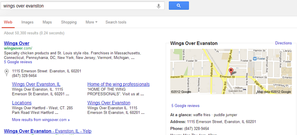wings-over-evanston-search-result