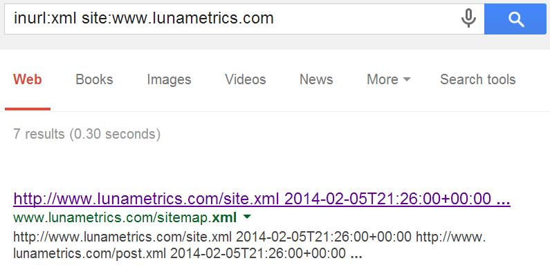 xml-sitemap-luna-screenshot