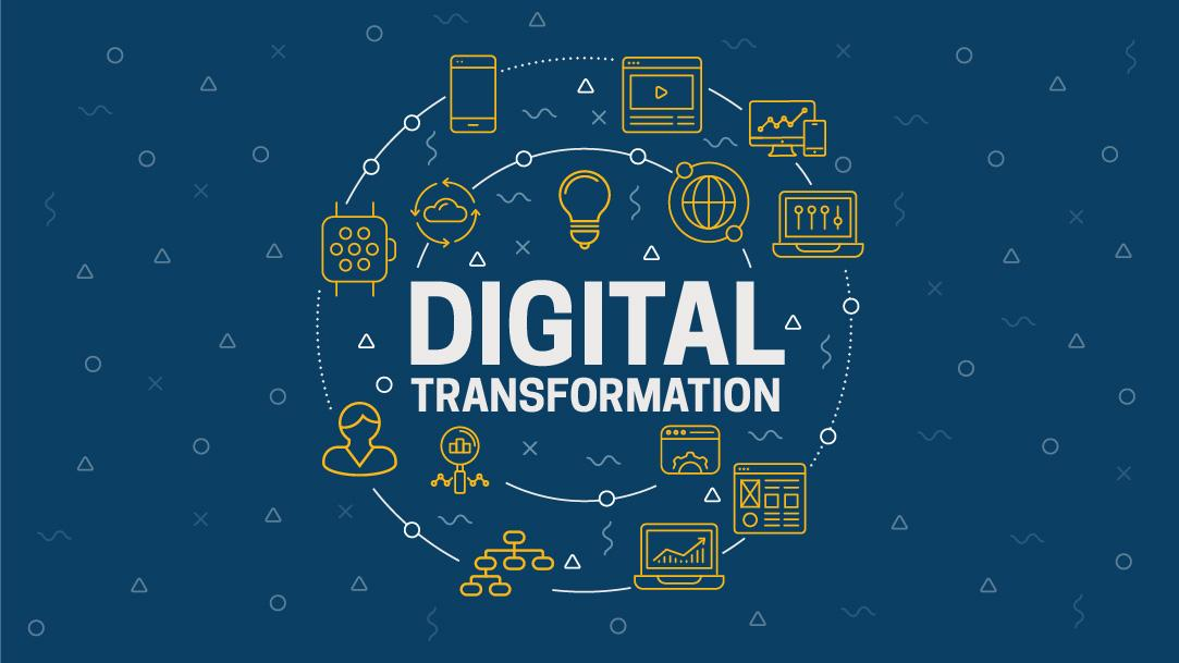 Image result for Digital transformation